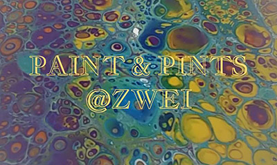 Paint & Pints at Zwei Brewing - Fort Collins, Colorado